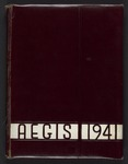 Aegis - Yearbook of the Associated Students of Seattle College, 1941