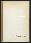 Aegis - Yearbook of the Associated Students of Seattle College, 1943