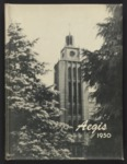 Aegis - Yearbook, Seattle University, 1950