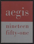 Aegis - Yearbook, Seattle University, 1951 by Seattle University
