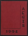 Aegis - Yearbook, Seattle University, 1952