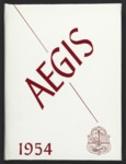 Aegis - Yearbook, Seattle University, 1954 by Seattle University