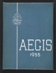 Aegis - Yearbook, Seattle University, 1955 by Seattle University