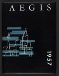 Aegis - Yearbook, Seattle University, 1957 by Seattle University