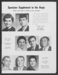 Aegis - Yearbook, Seattle University, 1959 (Spring Supplement)