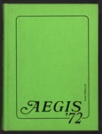 Aegis - Yearbook, Seattle University, 1972 by Seattle University