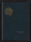Echo - Yearbook of Associated Students of Seattle College, 1925