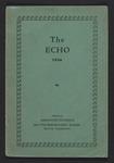 Echo - Yearbook of Associated Students of Seattle Preparatory School, 1934