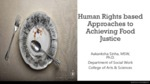 Human Rights-Based Approaches to Achieving Food Justice