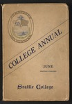Seattle College Annual, 1914 by Seattle University